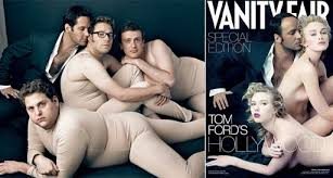 Vanity Fair Photographer Vanity Fair Gets Meta And Cheeky With The Apatow Crew
