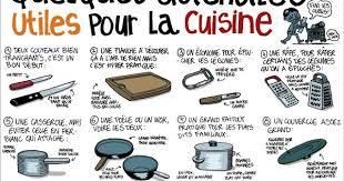 vocabulaire des ustensiles de cuisine liste ustensile de cuisine idées de design moderne