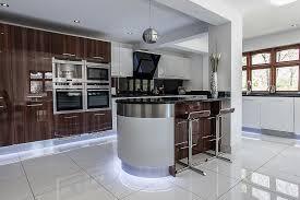 white gloss kitchen doors cheap white high gloss and walnut high gloss doors units white