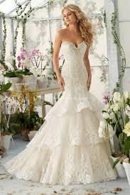 la fleur bridal wedding dress