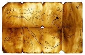 Blank Pirate Map Template by Treasure Map Images Reverse Search