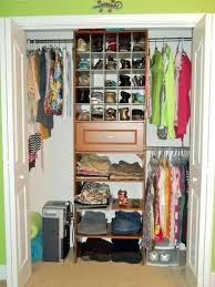 Space Saving Closet Doors Closets Closet Door Solutions For Small Spaces Diy Small Space
