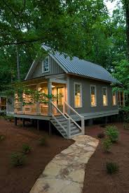 small cabin plans with porch lake front home designs design ideas lakefront plans with photos