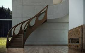Glass Stair Banisters Design Railings Handcrafted Sillerstairs