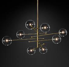 Globes For Chandelier Globe Mobile 8 Arm Chandelier 79