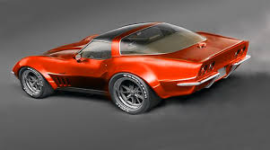 vintage corvette drawing chrome bumper conversion and flares flares flares page 6