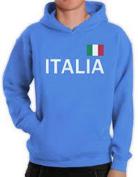 italy soccer hoodie national soccer team italia flag world cup