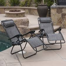 Bliss Gravity Free Recliner Zero Patio Recliner Lounge Chair U2014 Nealasher Chair Right Patio