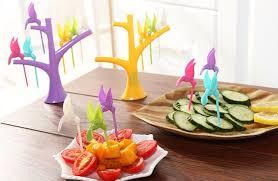kitchen gadgets 2016 1 trees 6 forks bird tree kitchen accessories cooking fruit