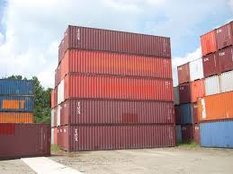 metal shipping crate in tsi containers sells new and used storage