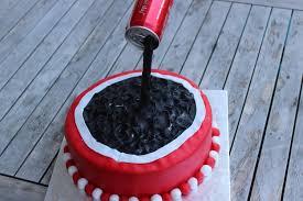 coca cola cake i bakeaholic youtube