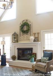 Home Decor On Pinterest Best 25 Over Fireplace Decor Ideas On Pinterest Mantle