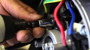 how to change your generator u0027s carbon brushes youtube