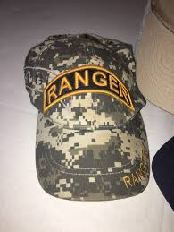 Army Ranger Flag 3 Baseball Caps Army Ranger Usa Flag Mercari Buy U0026 Sell