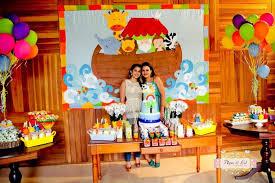 Noah S Ark Decorations Noah U0027s Ark Themed 4th Birthday Party Kara U0027s Party Ideas The