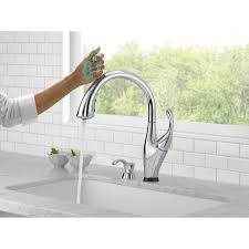 Moen One Touch Kitchen Faucet Best Touchless Kitchen Faucet 2017 Kohler No Touch Kitchen Faucet
