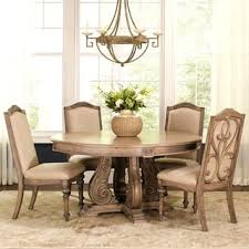 la bauhinia french antique carved wood design dining set with
