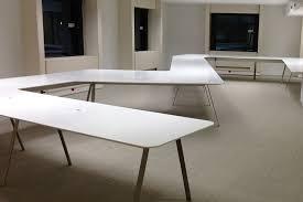 tables de bureau tables de bureau et banque d accueil esthederm