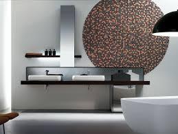 Italian Bathroom Design Modern Italian Bathroom Vanities Milldue Kubik 53 Lacquered Black