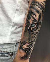 25 beautiful tiger tattoo sleeve ideas on pinterest tiger