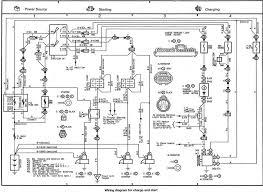 toyota starlet wiring diagram dolgular