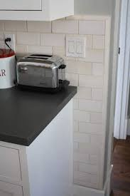 How To Install Subway Tile Backsplash Kitchen Kitchen Glitter Wall Paints Walls Kitchen Backsplash On One Co