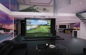 highlights vision simulator golfzon simulator golfzon