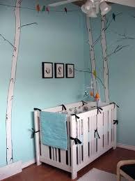 chambre bébé turquoise chambre bébé garçon choupinet
