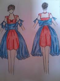 desain baju jepang dream in the sky desain busana wanita