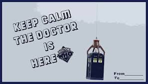 doctor who congratulations card keep calm doctor is here greeting card just stuff