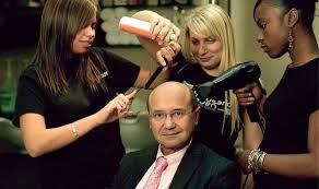 toni mascolo on his mum u0027s death opening his first salon and