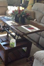 la z boy end tables incredible lazy boy coffee tables home makeover our new la z boy