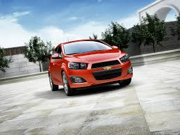 chevy sonic turbo now available with six speed automatic