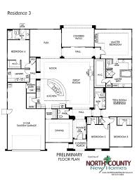 quintessa floor plans new homes in vista north county new homes