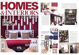 Home And Interiors Scotland Journal Post Homes And Interiors Scotland January February Issue