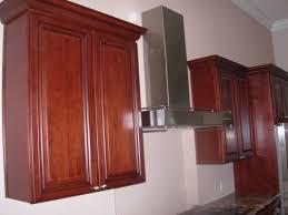 Cherry Glaze Cabinets Dark Cherry Wood Cabinets