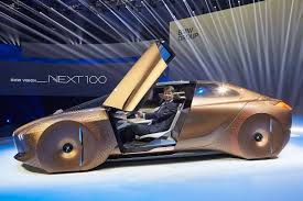 bmw supercar concept bmw vision next 100 concept has flexible skin digital butler