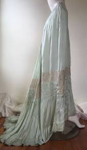 1920s full length dress fashion woman postcard rppc rug