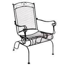 metal patio chairs patio 1724