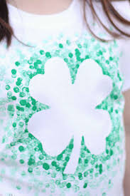 100 shamrock decorations home kids gloriously green play