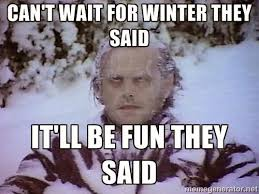 Freezing Cold Meme - 12 cold weather memes that sum up how perfectly awful winter feels