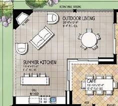 outdoor living floor plans create a cozy fall outdoor living space for gatherings