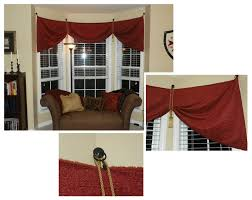 Inexpensive Window Valances 37 Best Bay Windows Images On Pinterest Bay Windows Curtains