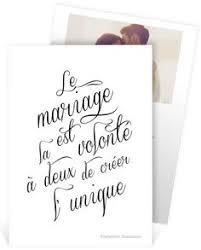 crã er faire part de mariage faire part mariage romantique avec cette citation le