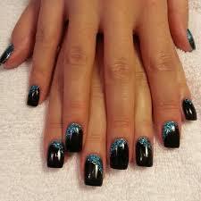 black polish nail designs mailevel net