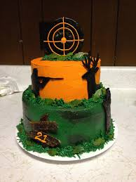 hunting and fishing cake ideas 28609 hunting cake cakespar