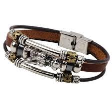 dragon leather bracelet images Vintage dragon leather bracelet the meditation dojo jpg