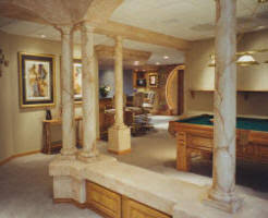 Finished Basement Prices by Columbia Sc Basement Contractors We Do It All Low Cost