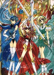 zagato magic knight rayearth azumino anime magic knight rayearth from outside of japan