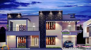 Kerala Home Design May 2015 2975 Sq Ft Contemporary Villa Kerala Home Design And Floor Plans
